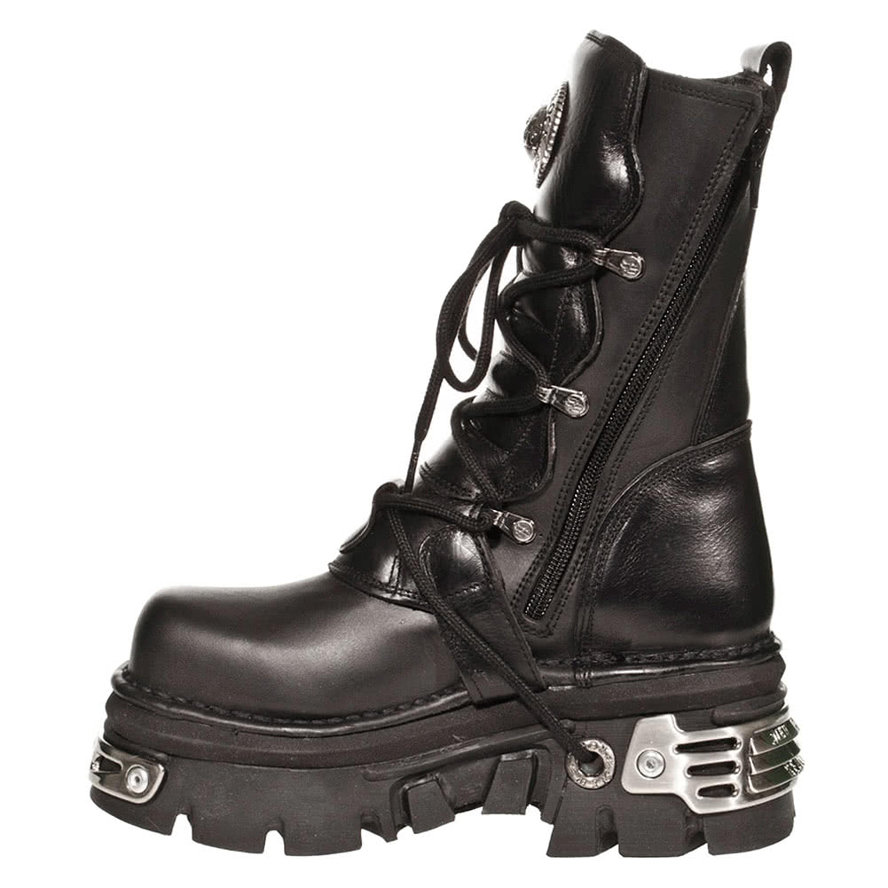 New Rock M.373-S4 Reactor Boots (Black)