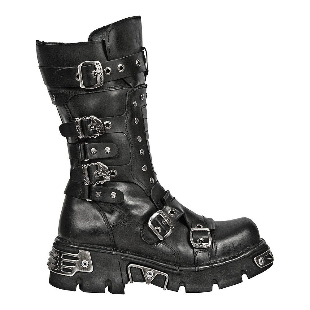 New Rock M.1020-S2 Reactor Boots (Black)