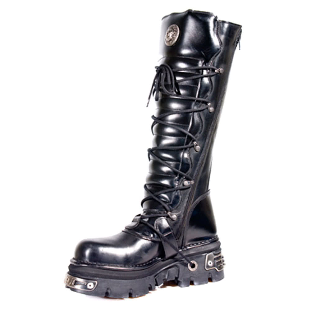 New Rock M.272-S1 Reactor High Boots (Black)