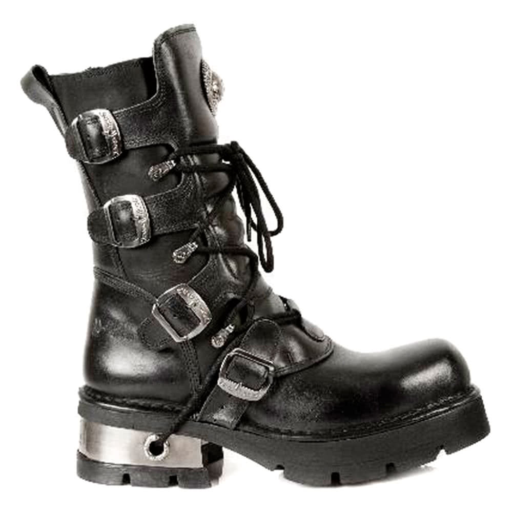 New Rock M.373-S1 M3 Boots (Black)