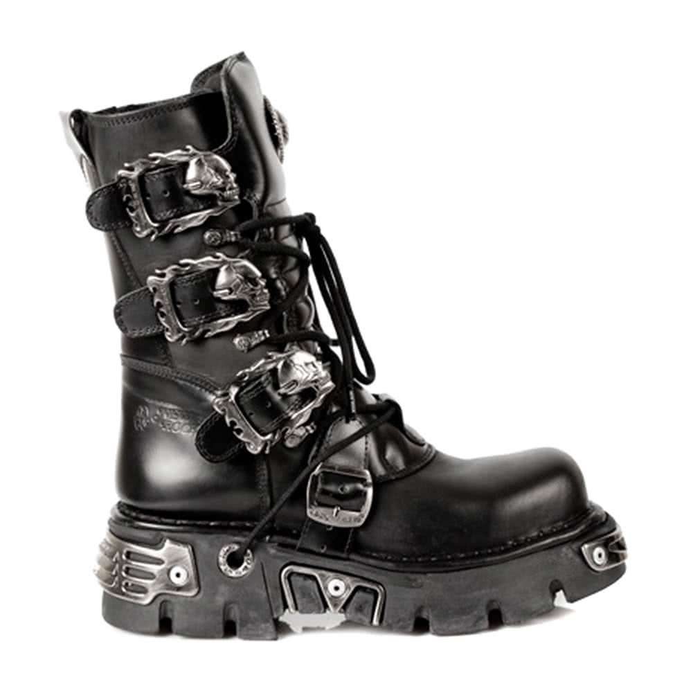 New Rock M.391-S1 Reactor Boots (Black)