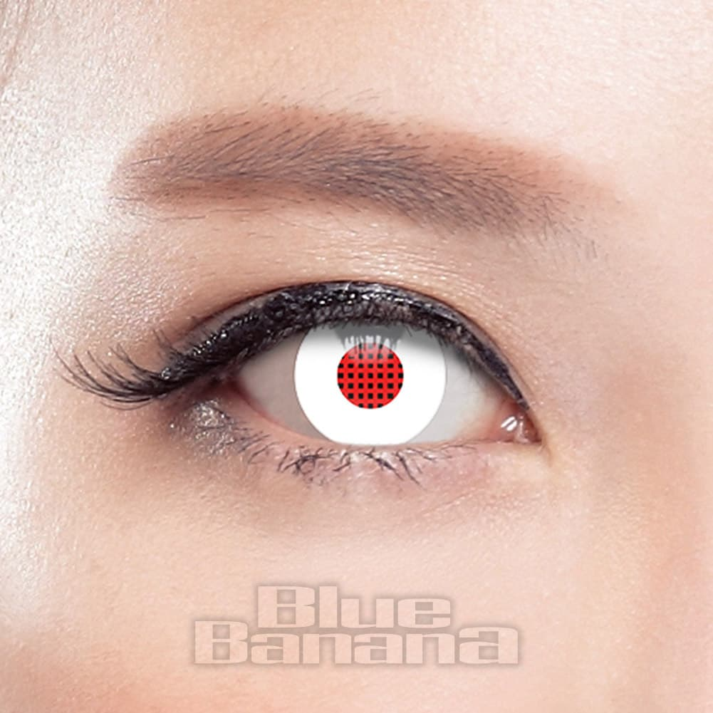 Terminator 90 Day Coloured Contact Lenses (Humanoid)