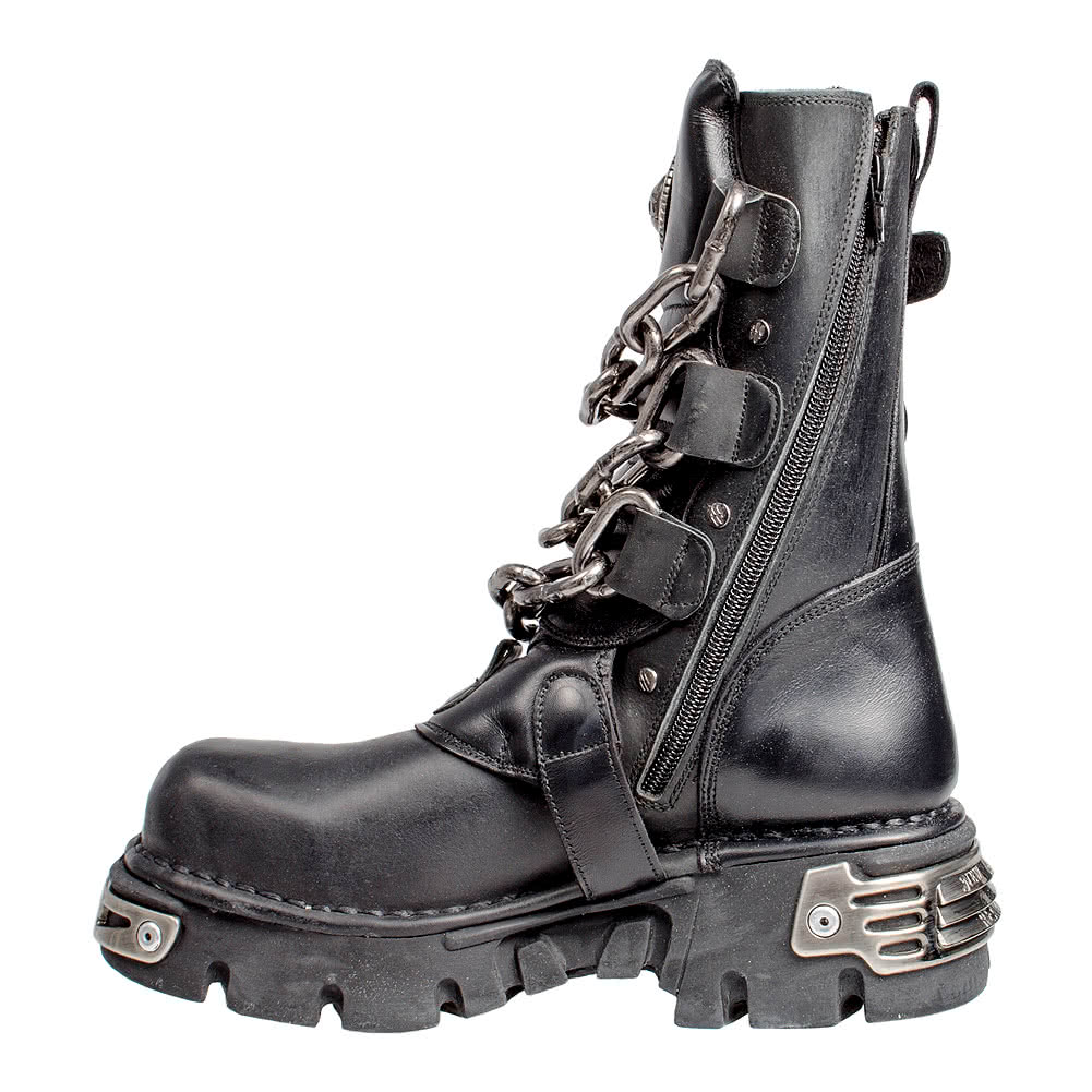 New Rock M.713-C1 Reactor Boots (Black)