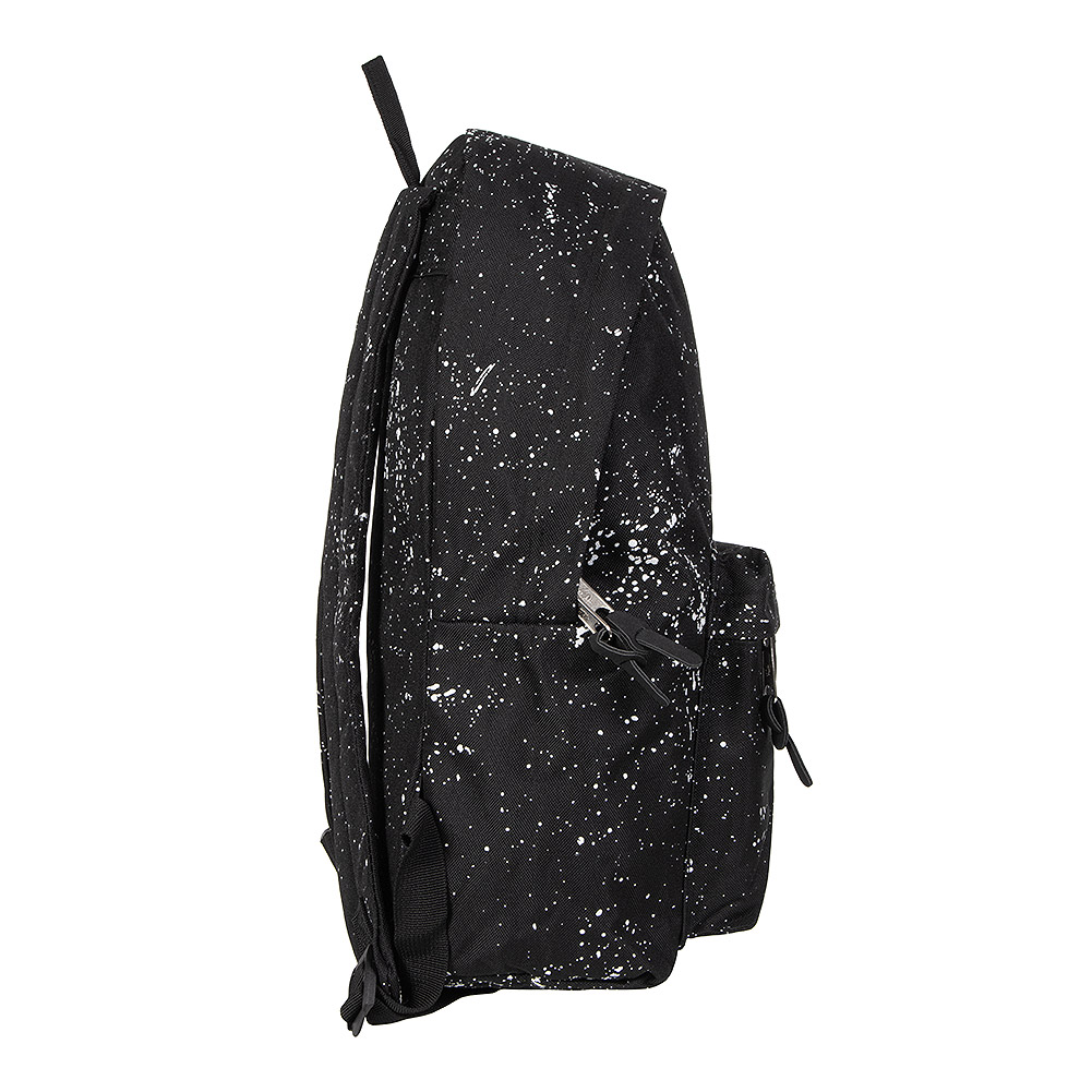 Hype Speckle Backpack (Black/White)