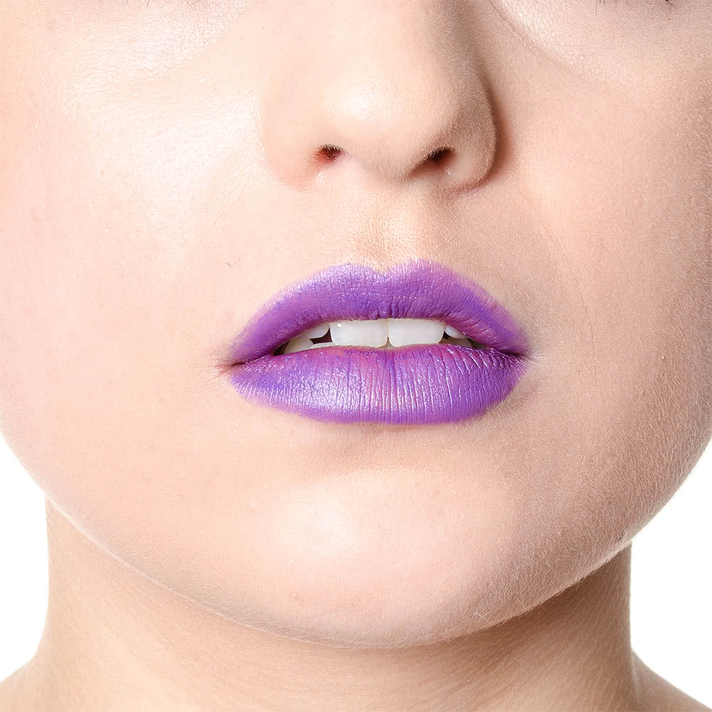 Manic Panic Kitten Colours Lethal Lipstick (Electric Amethyst)