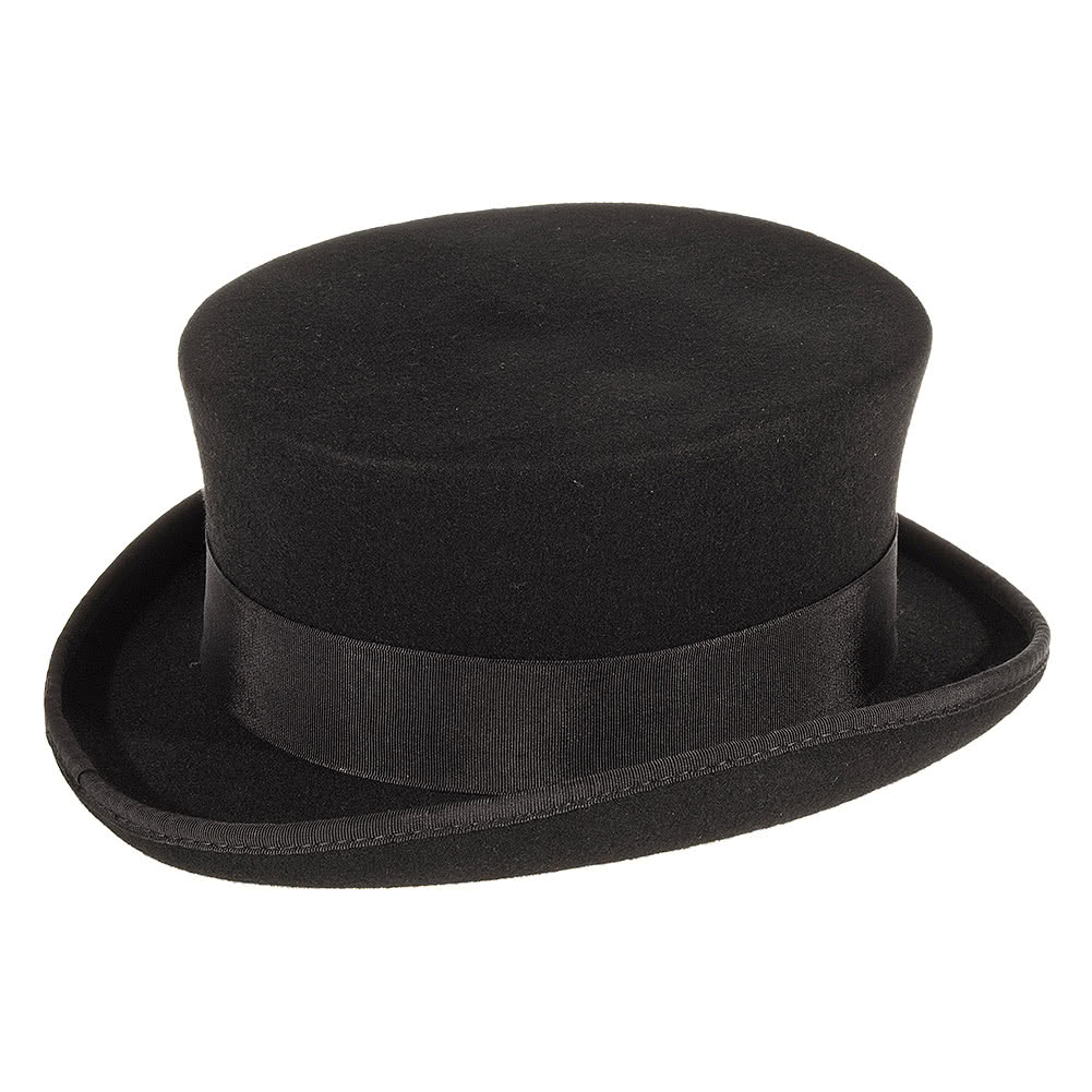 Major Wear Junior Top Hat (Black)