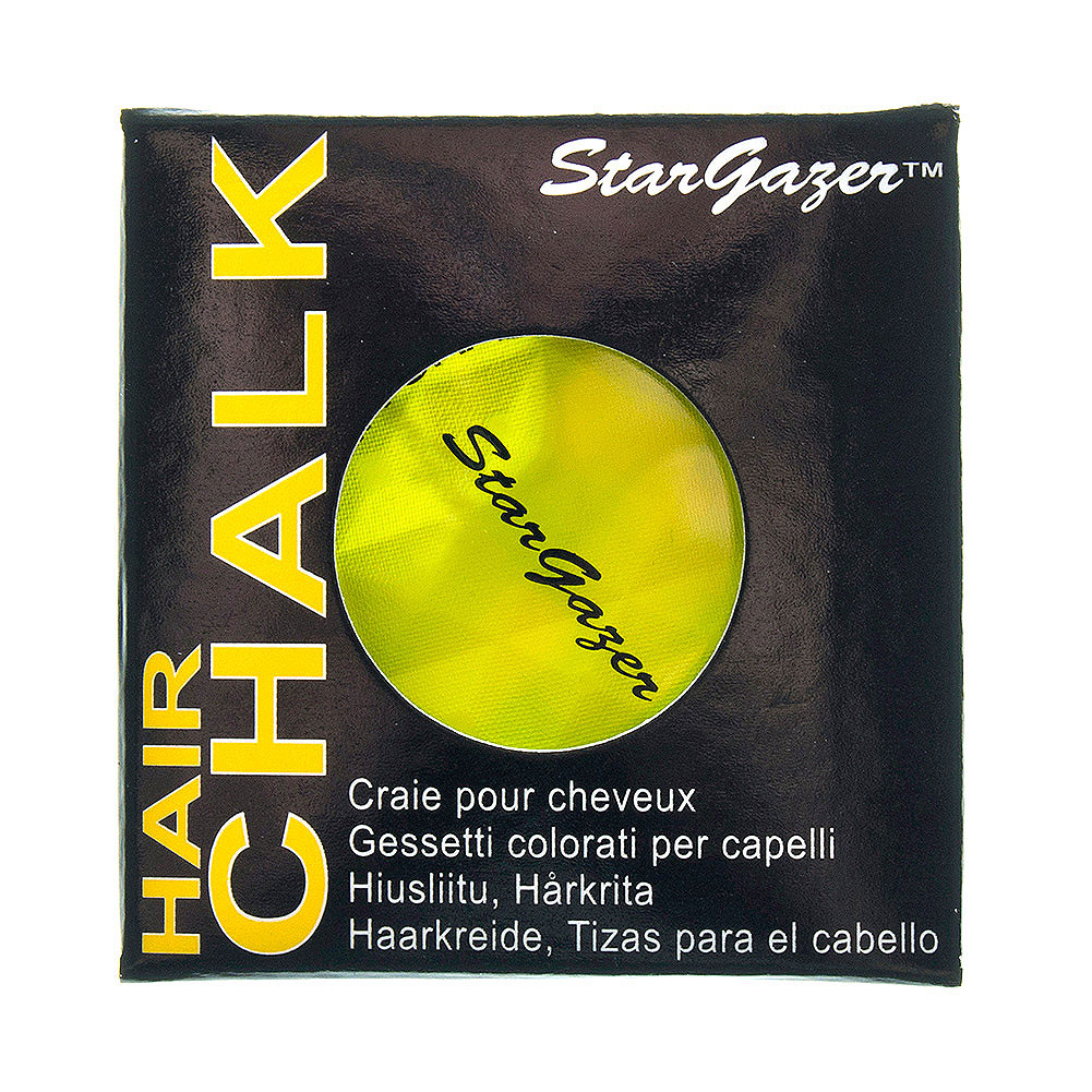 Stargazer Neon Hair Chalk 3g (Yellow)
