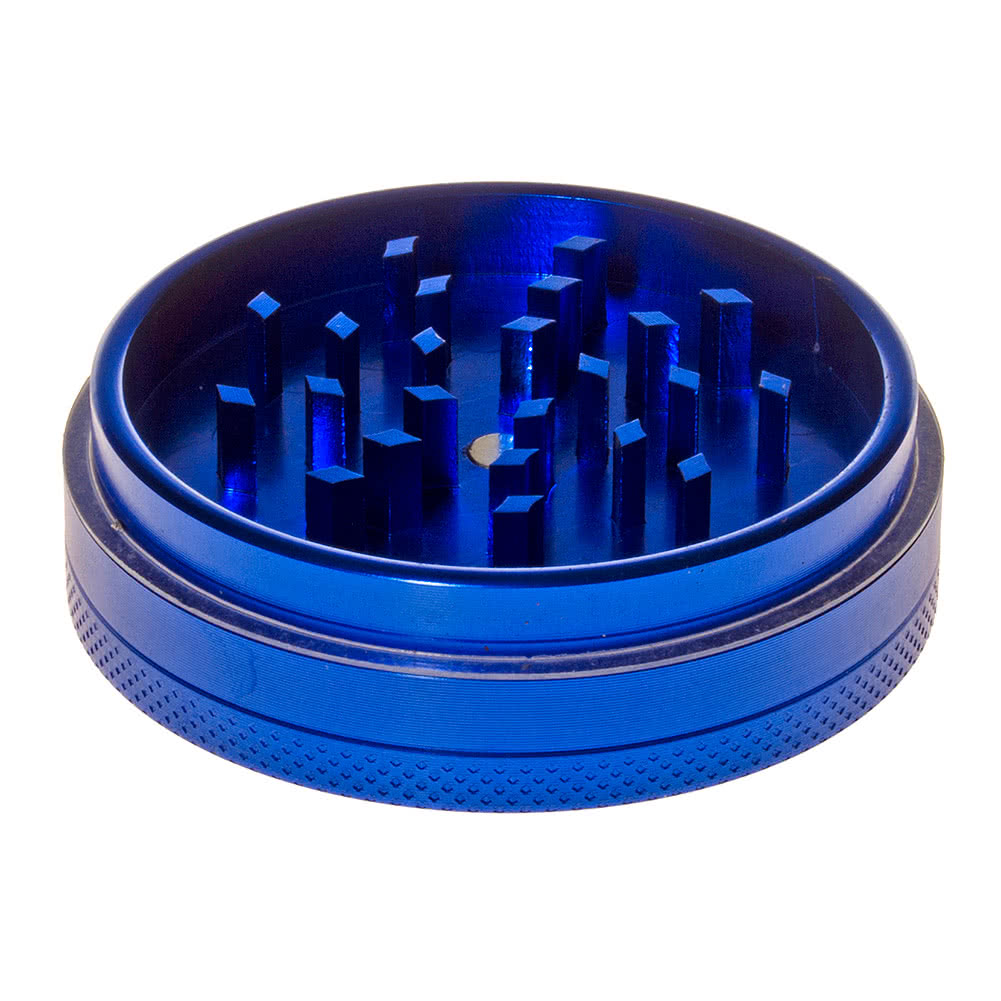 Blue Banana 2PT 63mm Grinder (Blue)