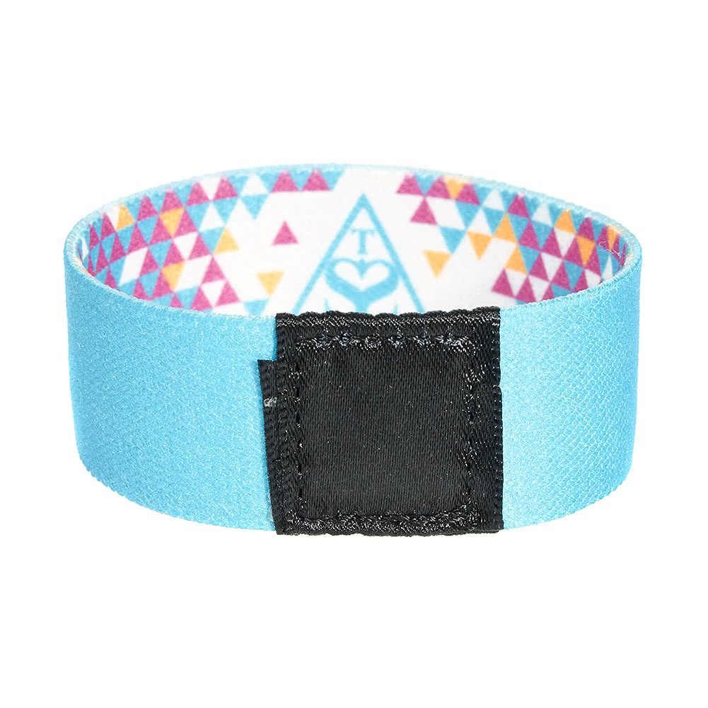 Official The Summer Set Logo Wristband (Multicoloured)