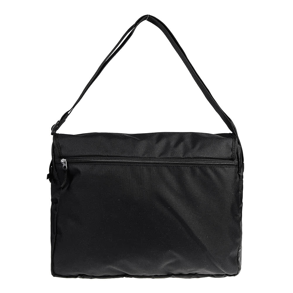 Converse All Stars Flap Reporter Bag (Black)