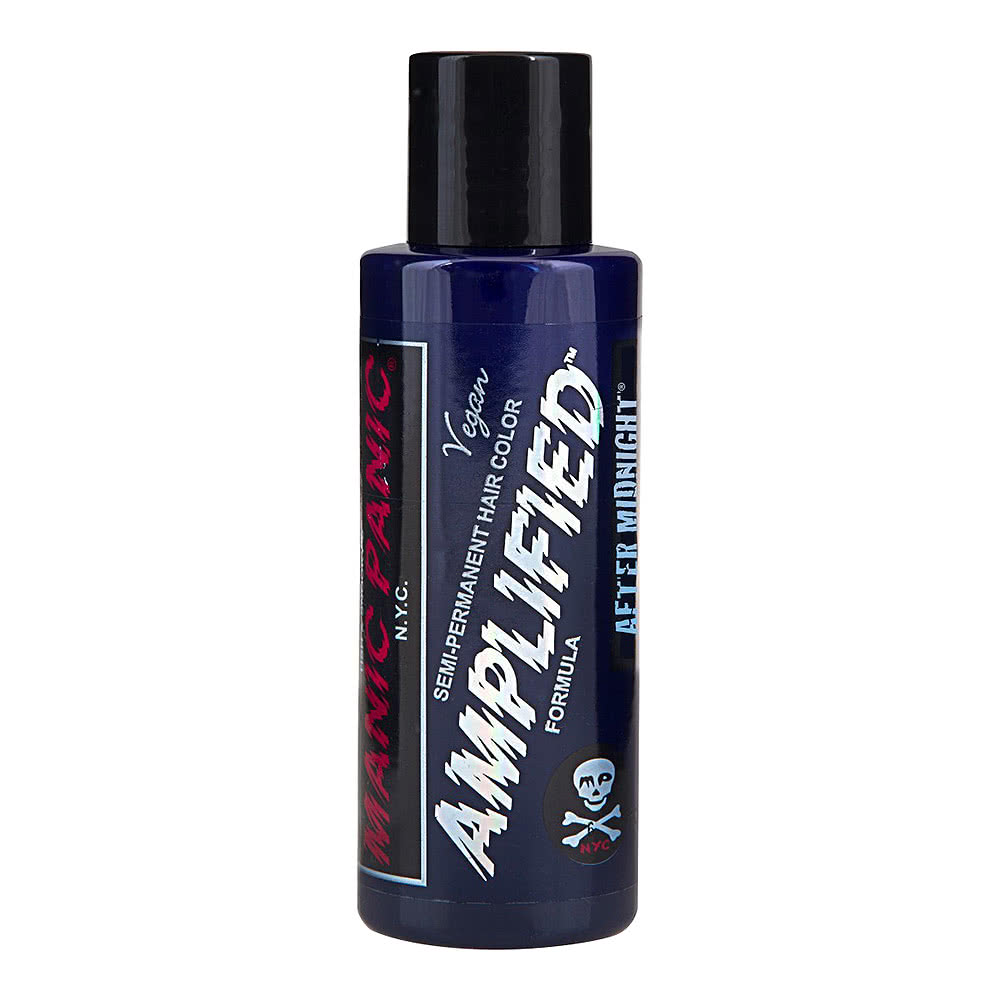 Manic Panic Amplified Semi-Permanent Hair Dye 118ml (After Midnight)