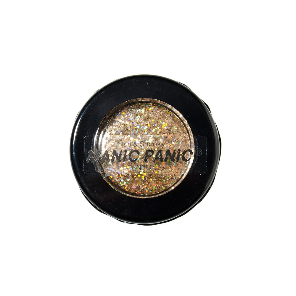 Manic Panic Regular Glitter Jewels (Galaxy Gold)