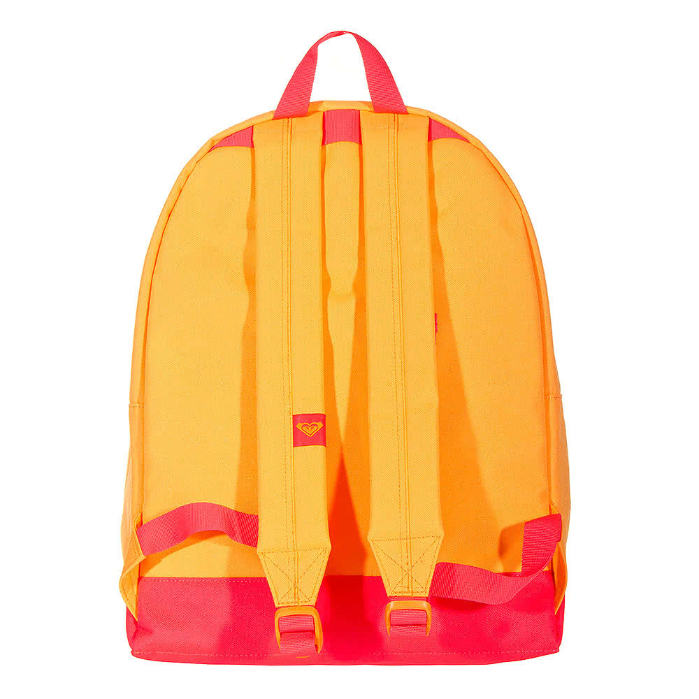 Roxy Be Young Sherbet Backpack (Orange/Pink)