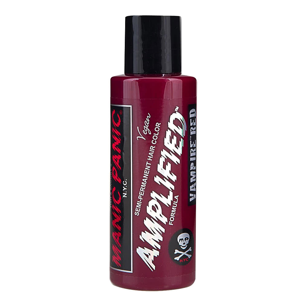 Manic Panic Amplified Semi-Permanent Hair Dye 118ml (Vampire Red)