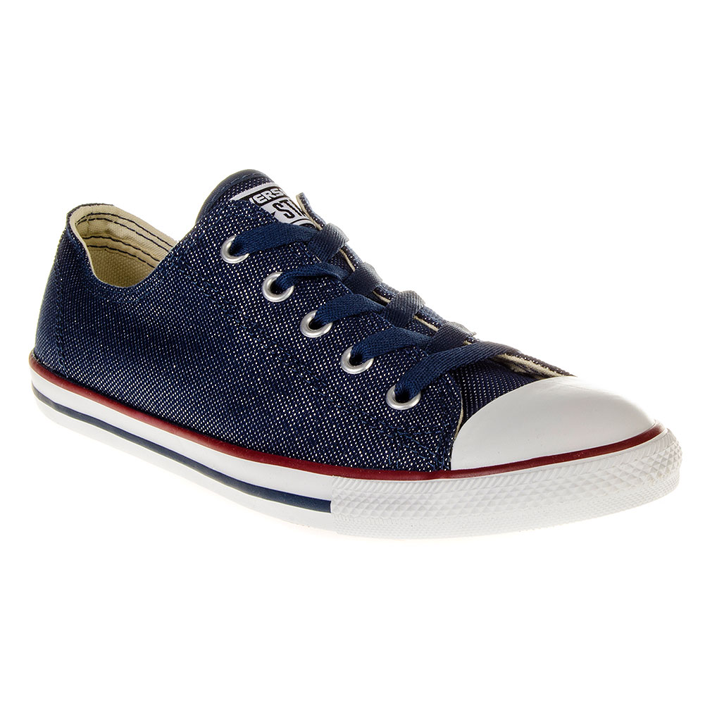 Converse Dainty Navy Shoes f801b9418