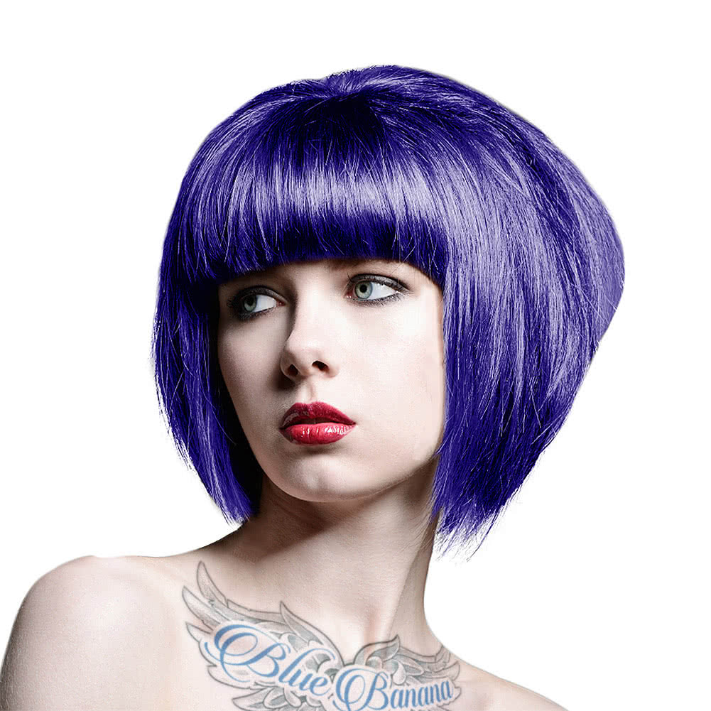 Splat Purple Desire Long Lasting Dye Semi Permanent Hair