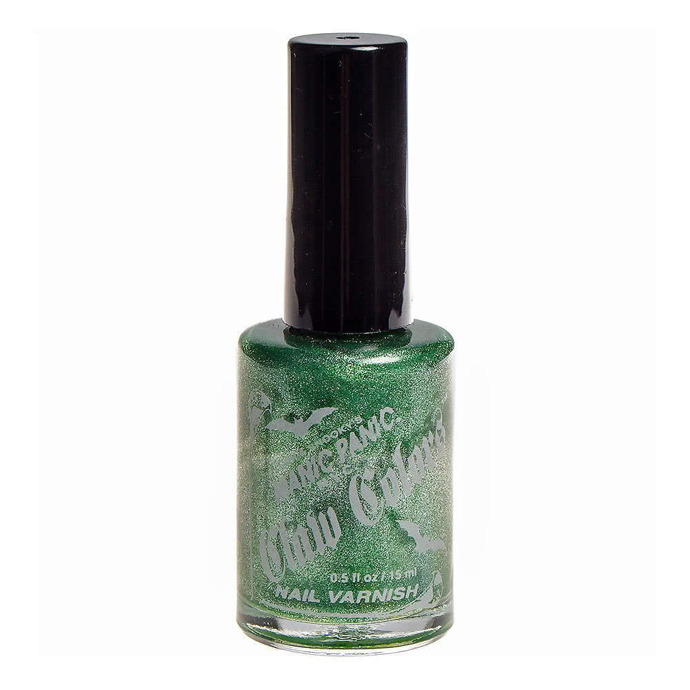 Manic Panic Claw Colours Nail Varnish (Green Envy)