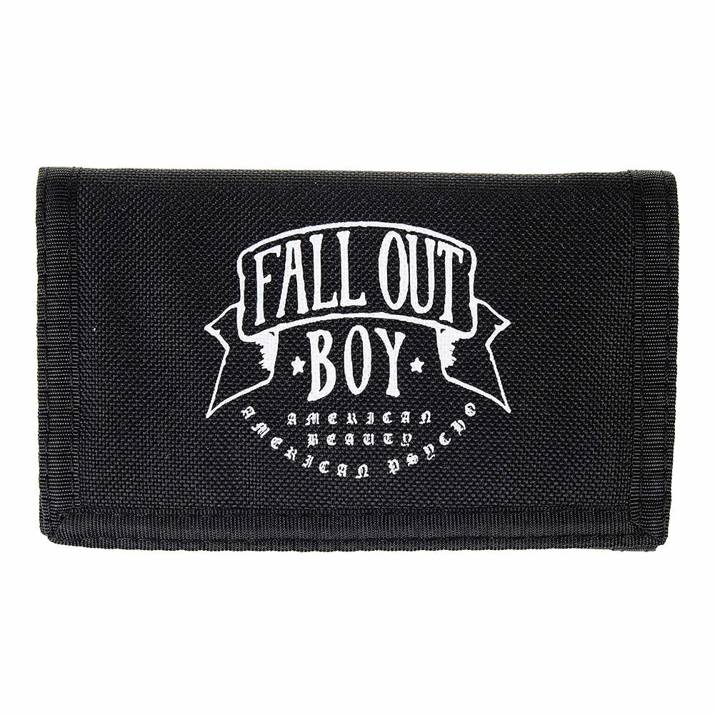 Official Fall Out Boy American Beauty Wallet (Black)
