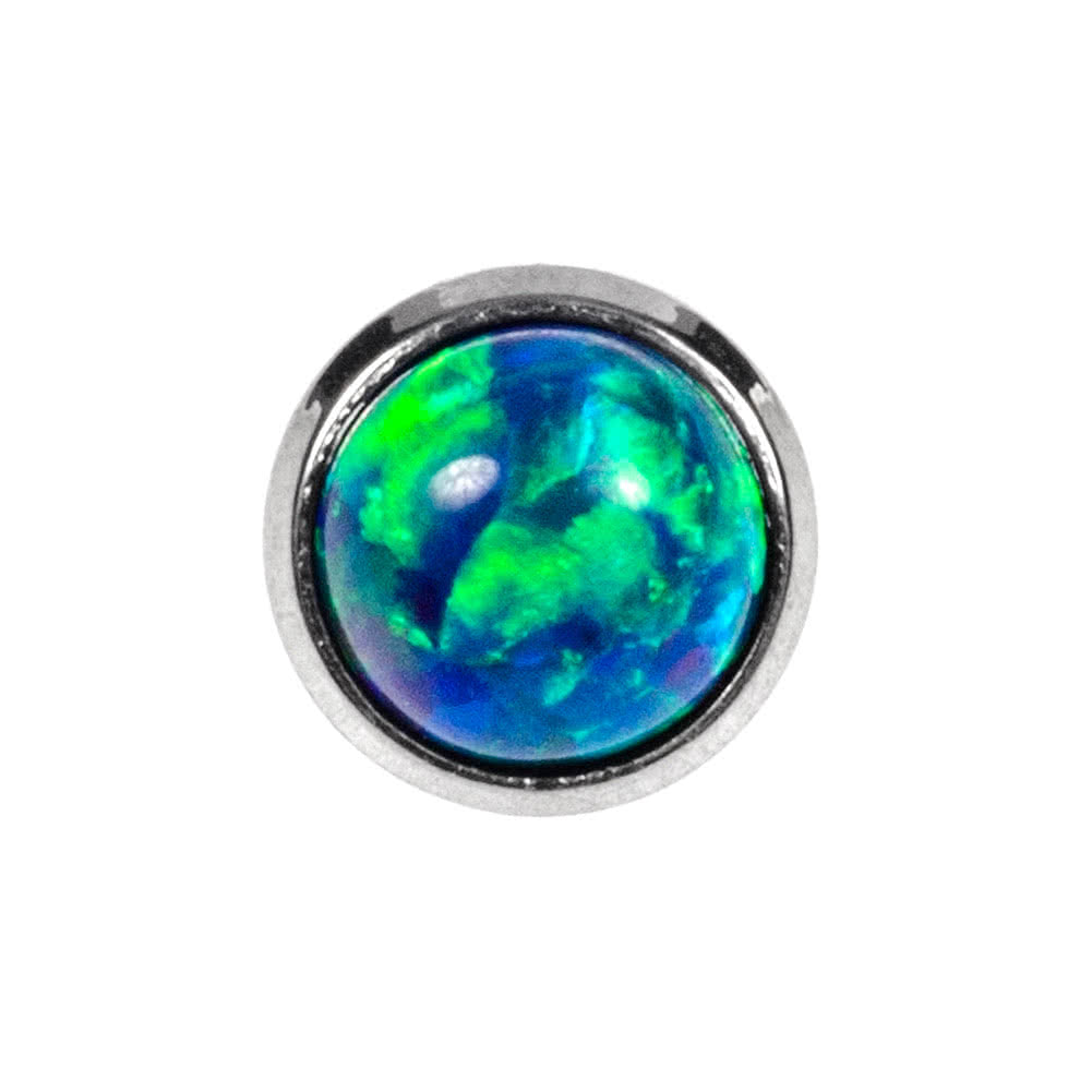 Microdermal Opal Blue Banana