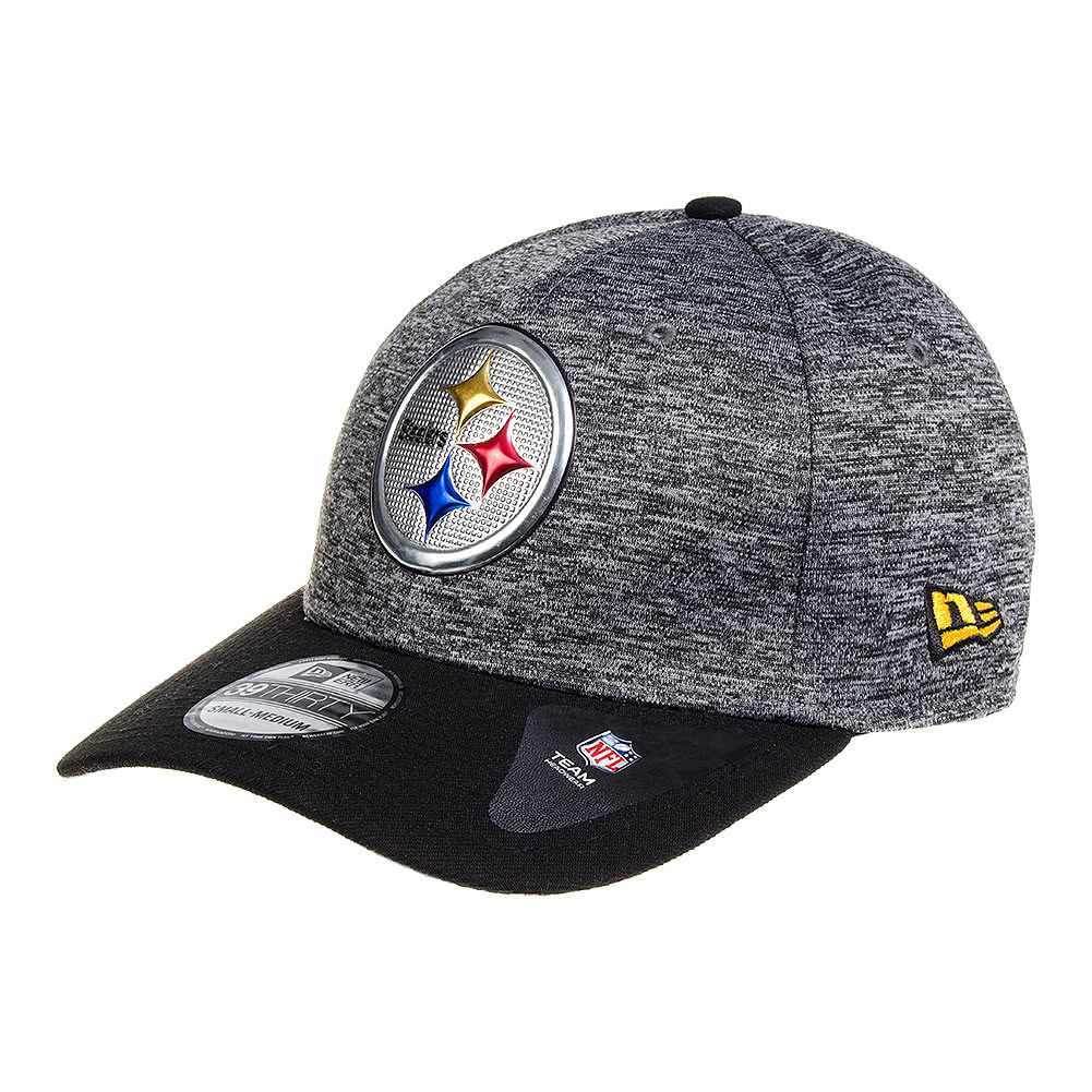 New Era Pittsburgh Steelers 39Thirty Hat (Black)