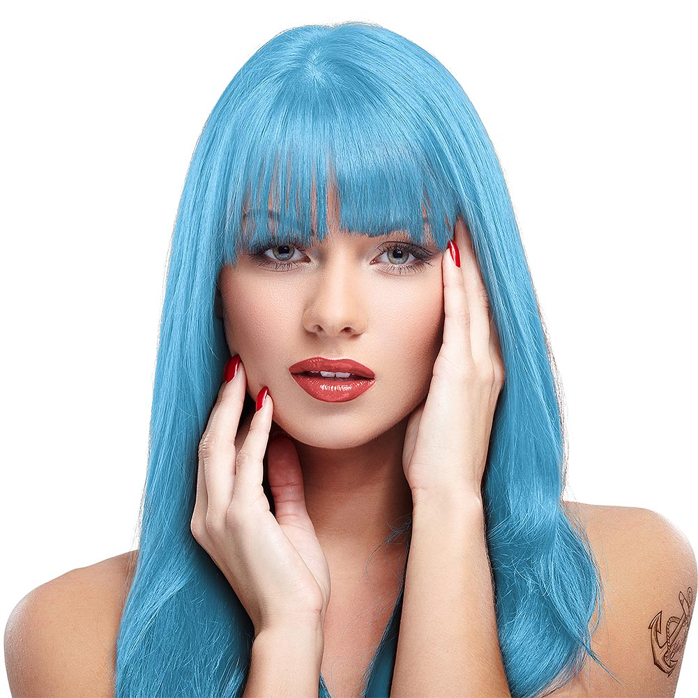 Manic Panic Creamtones Perfect Pastel Hair Dye 118ml (Blue Angel)
