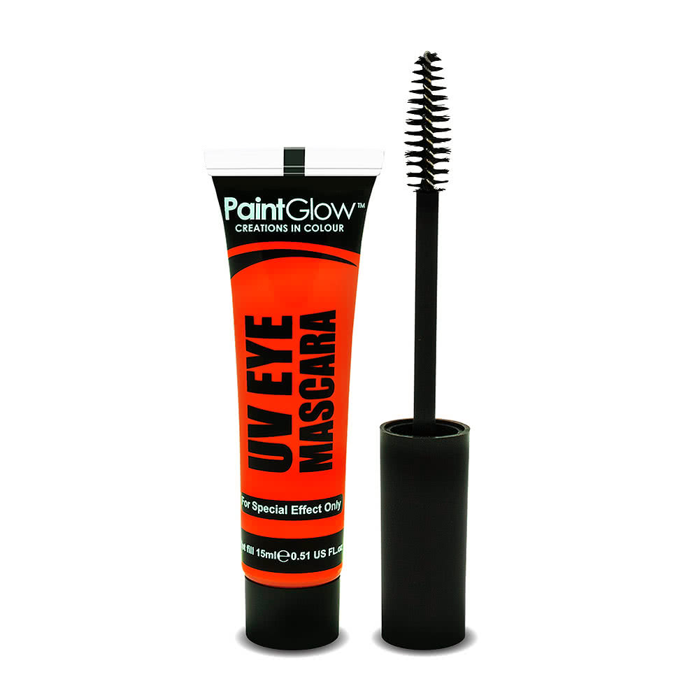 Paintglow UV Mascara (Orange)