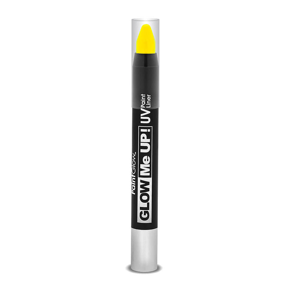 Paintglow UV Paint Liner (Yellow)