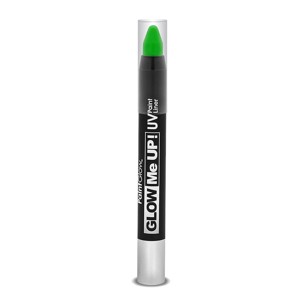 Paintglow UV Paint Liner (Green)