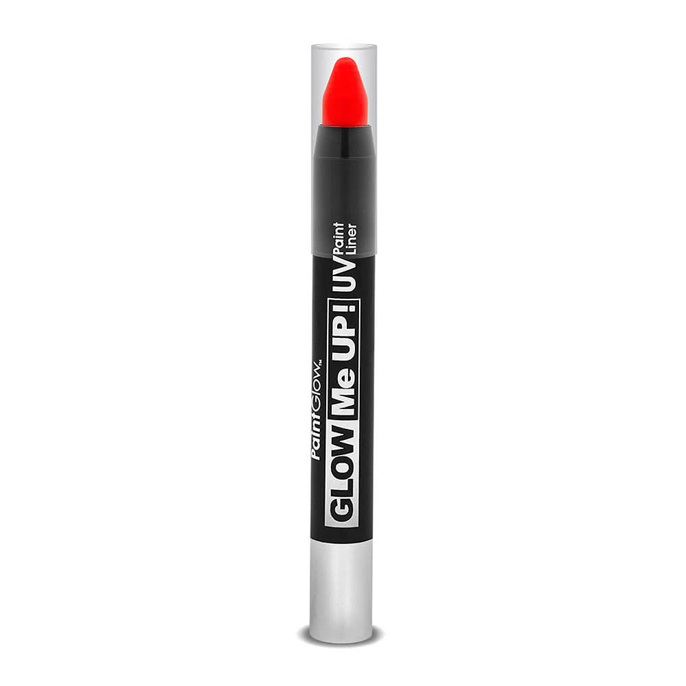 Paintglow UV Paint Liner (Red)