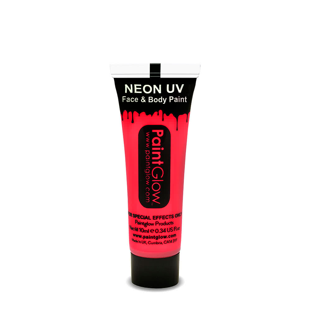 Paintglow UV Face & Body Paint (Pink)