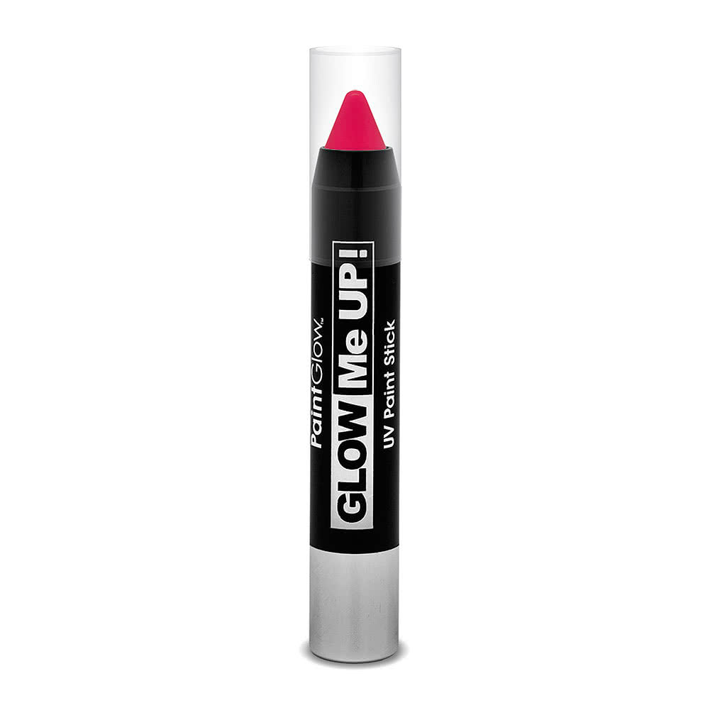 Paintglow UV Paint Stick (Magenta)