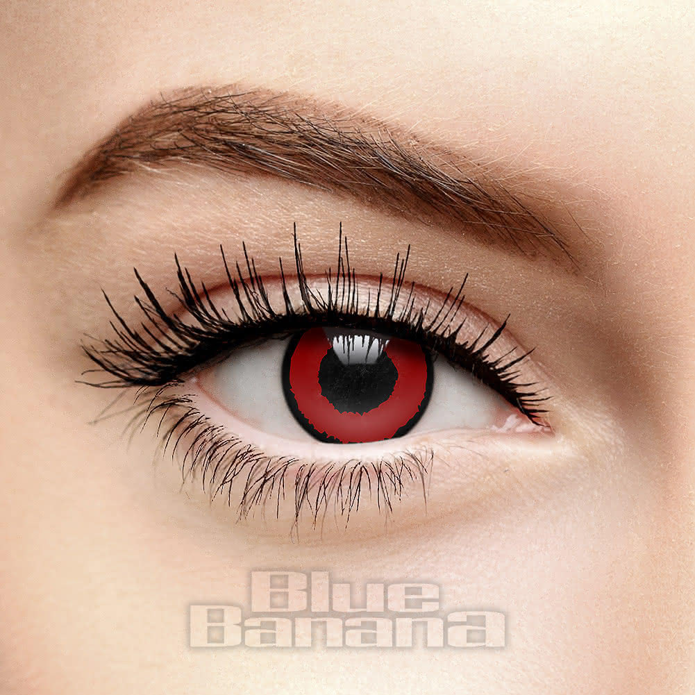 Lentilles De Contact 1 An Voldemort (Rouge)