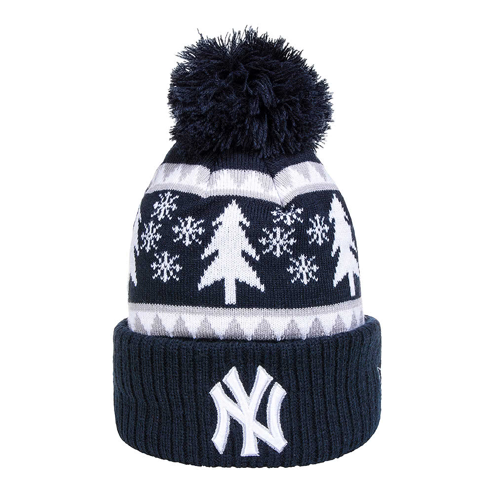 fc07aa8a28e2c4 ... coupon for new era ny yankees snow pine bobble hat multicoloured acb36  90183