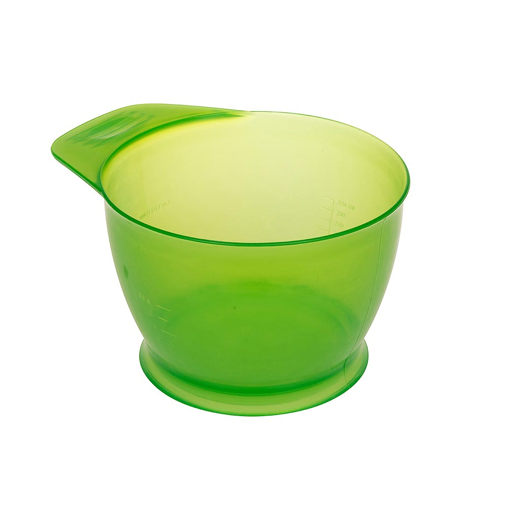 Hair Dye Mixing Bowl (Green)