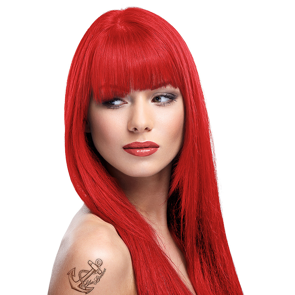 Colorante Per Capelli Da 88ml La Riche Directions (Coral Red - Rosso)
