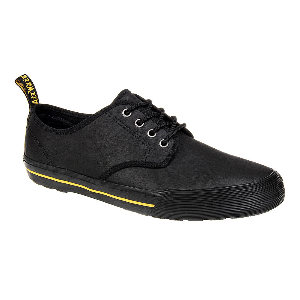 Dr Martens Pressler Shoes (Black)