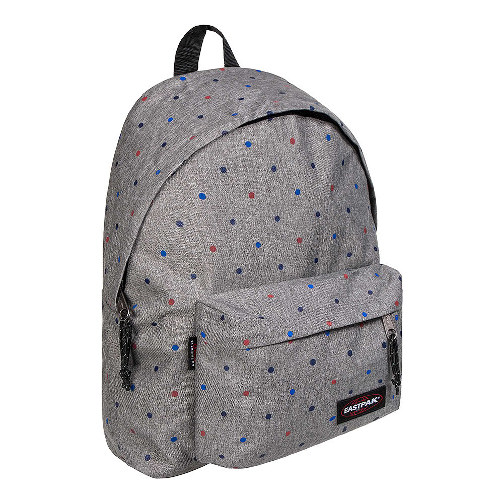 Alternative Grey Pak'r Padded Backpack Dots Unisex Eastpak Trio B6xvXw