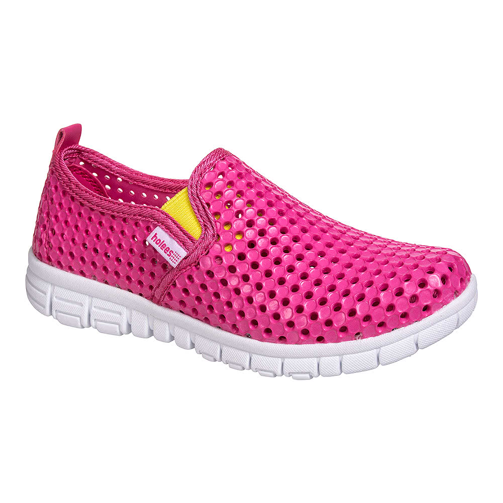 Holees Original Kids Kinder Slipper Schuhe (Pink)