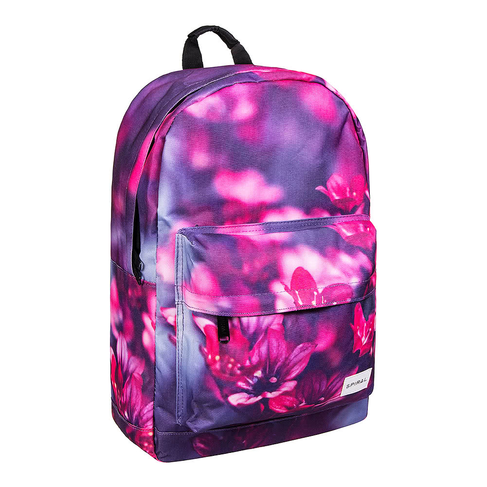 Spiral Flourish OG Backpack (Pink)
