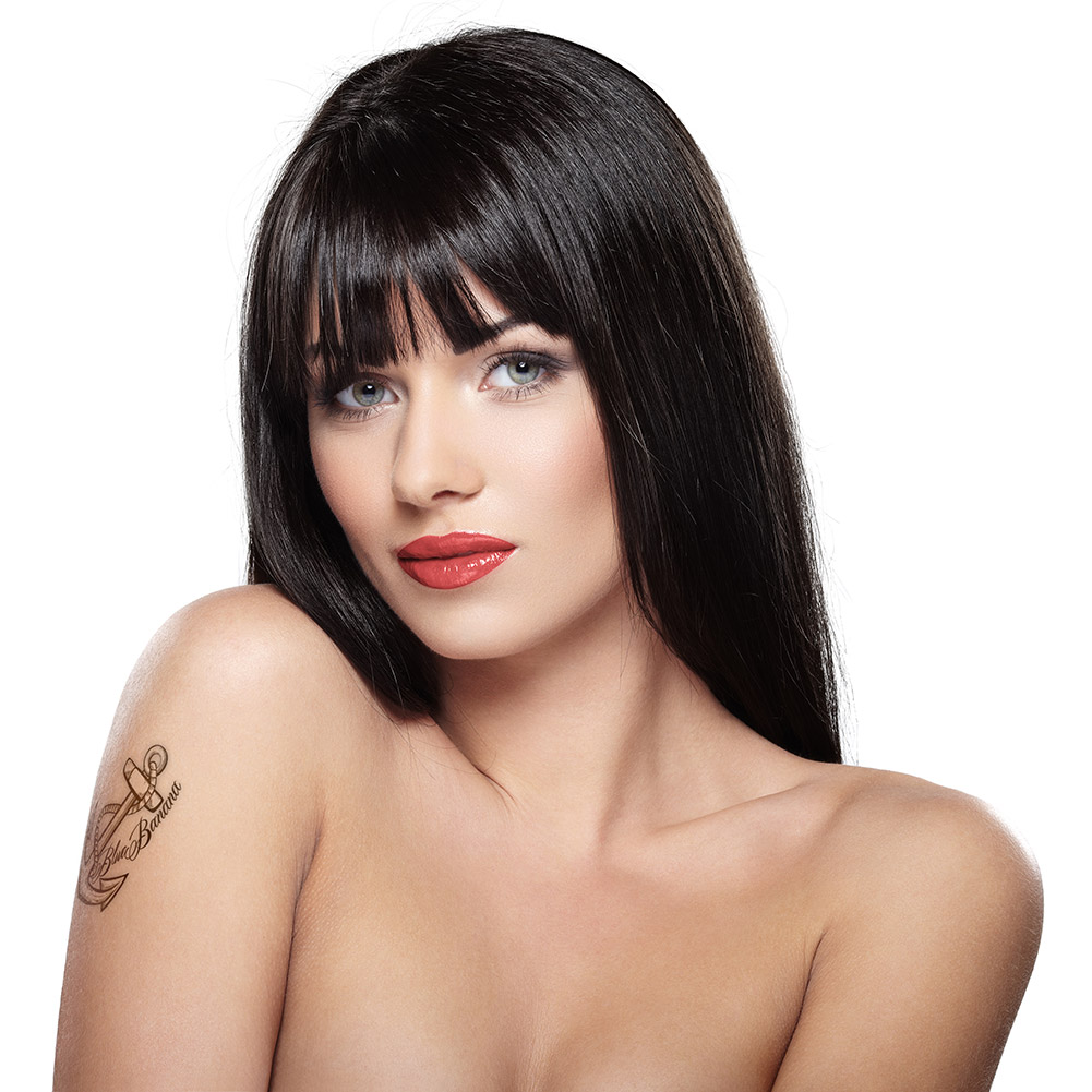 Stargazer Natural Tone Semi-Permanent Hair Dye (Natural Black)