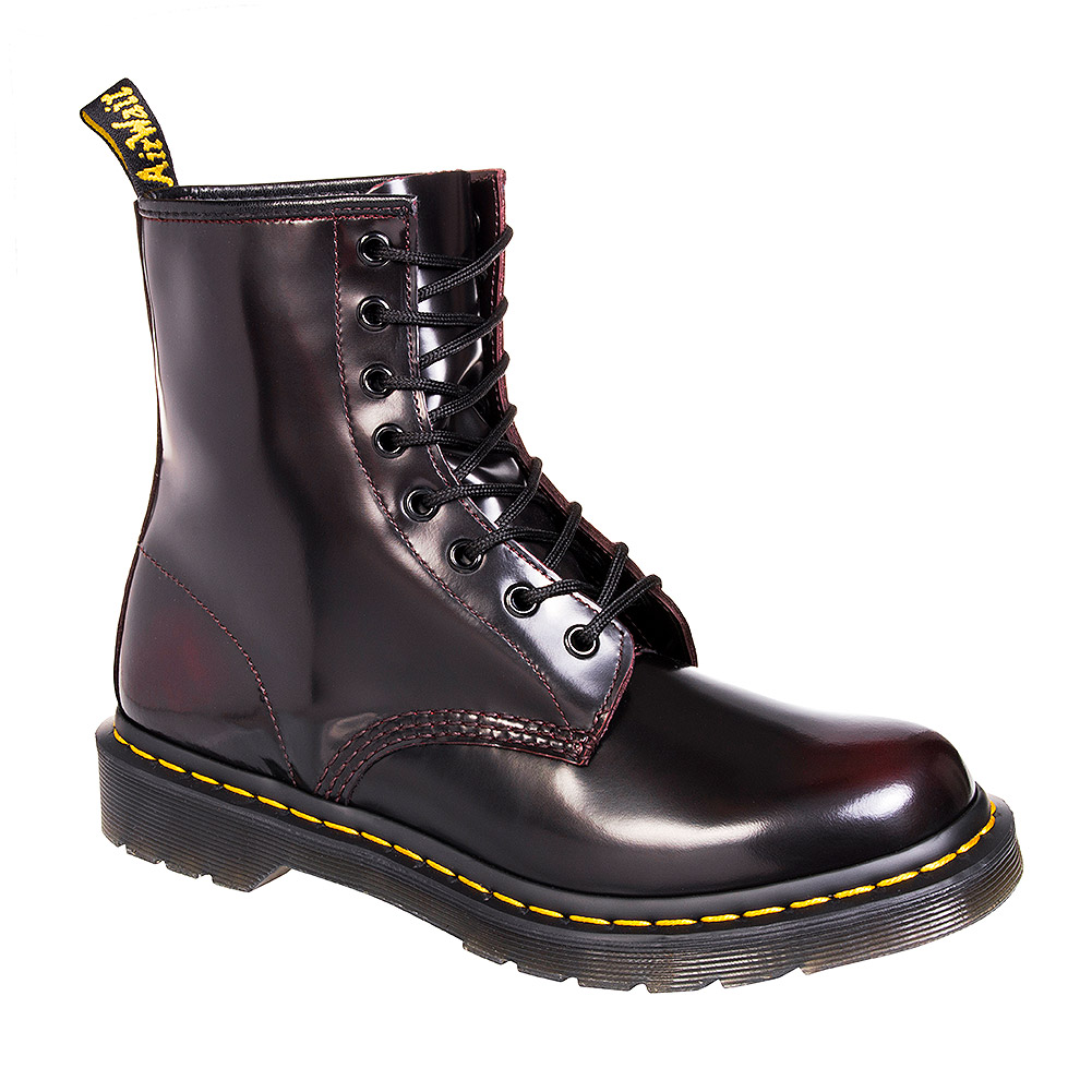 Dr Martens Arcadia 1460 Boots (Cherry Red - Kirschrot)