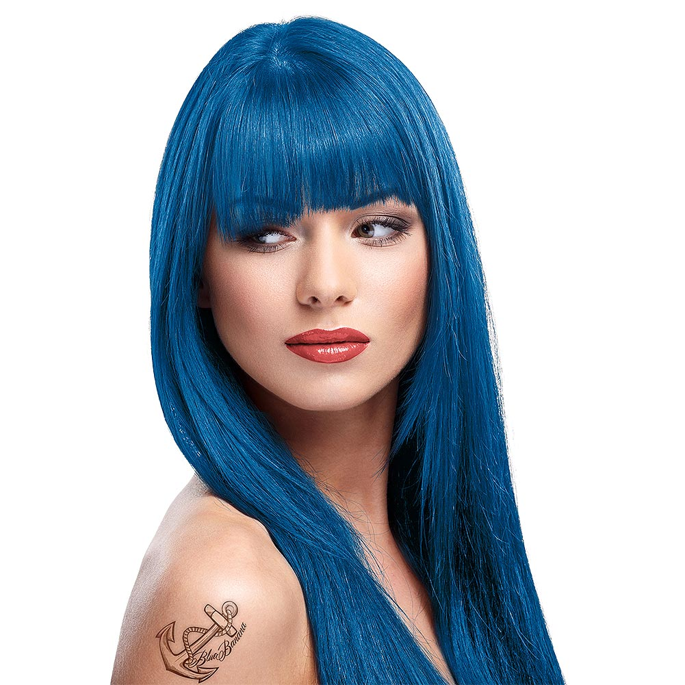 La Riche Directions Colour Hair Dye 88ml (Denim Blue)