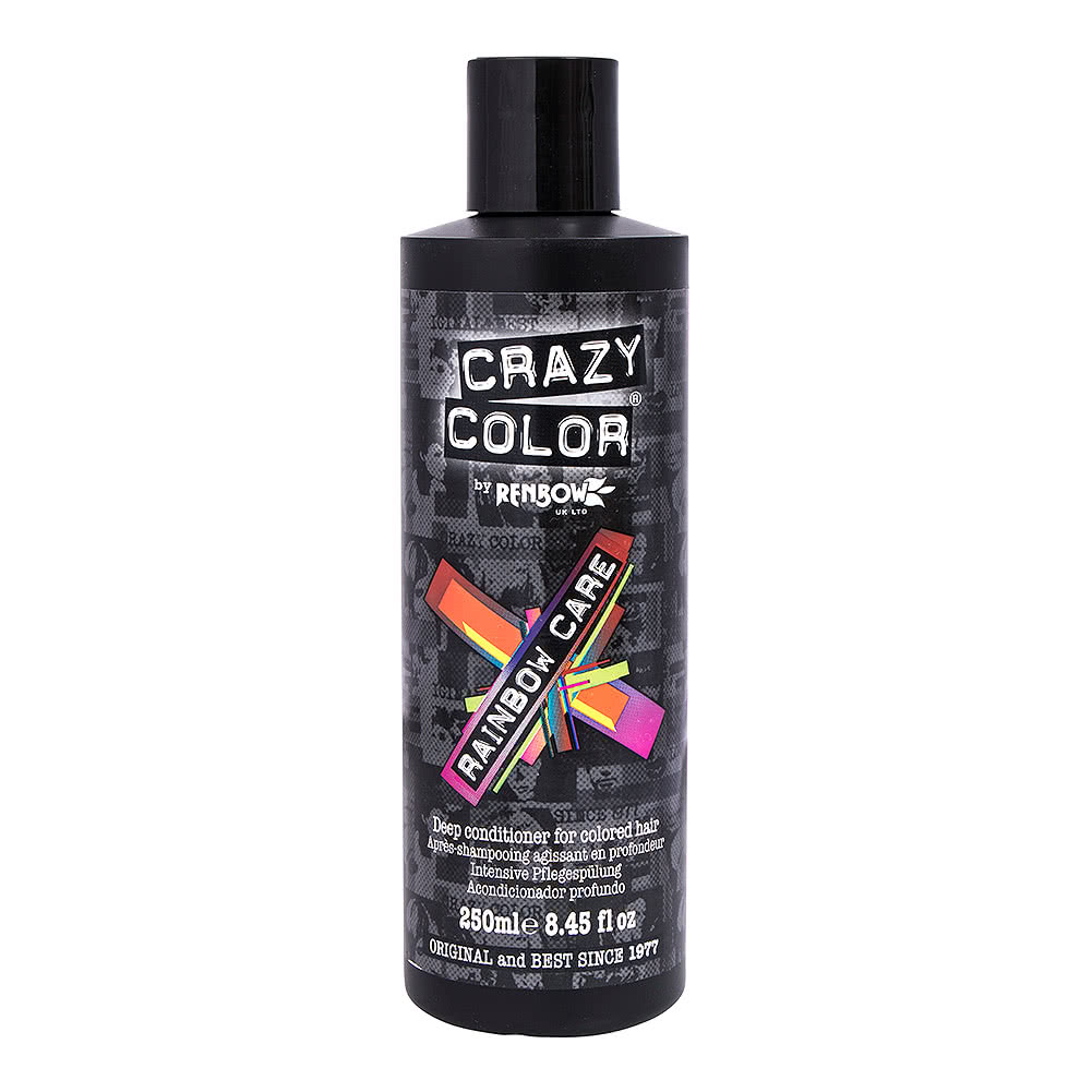 Crazy Color Rainbow Pflege Conditioner 250ml