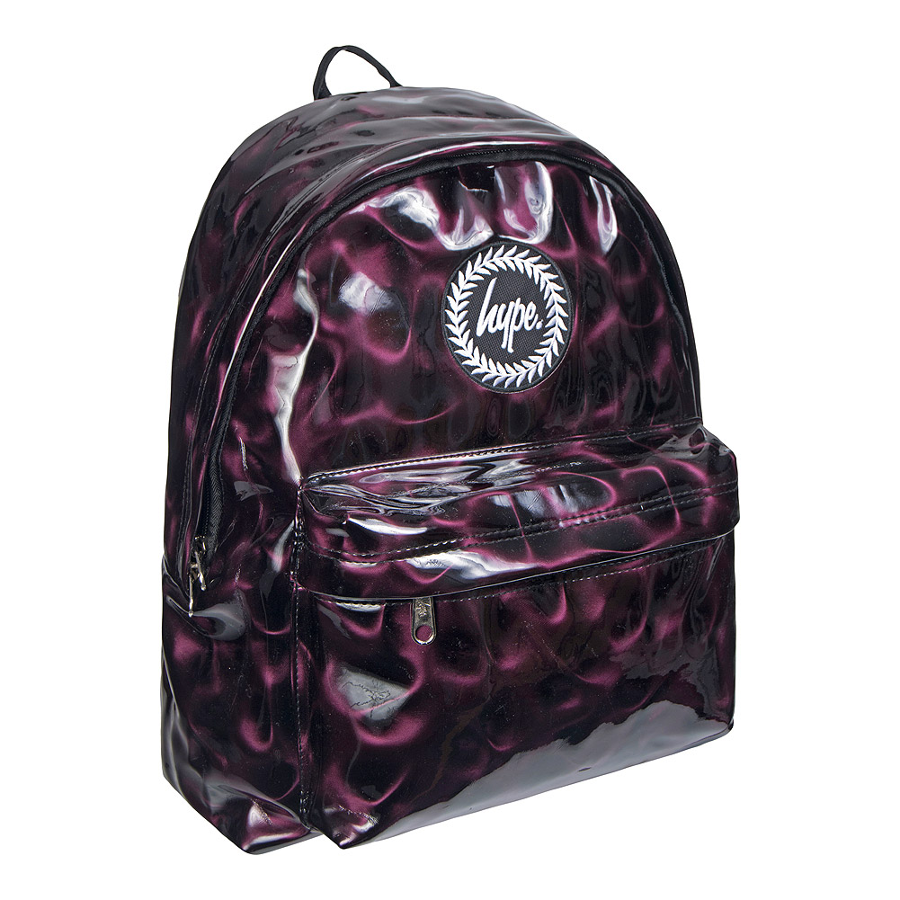 Hype Dark Plum Backpack (Purple)