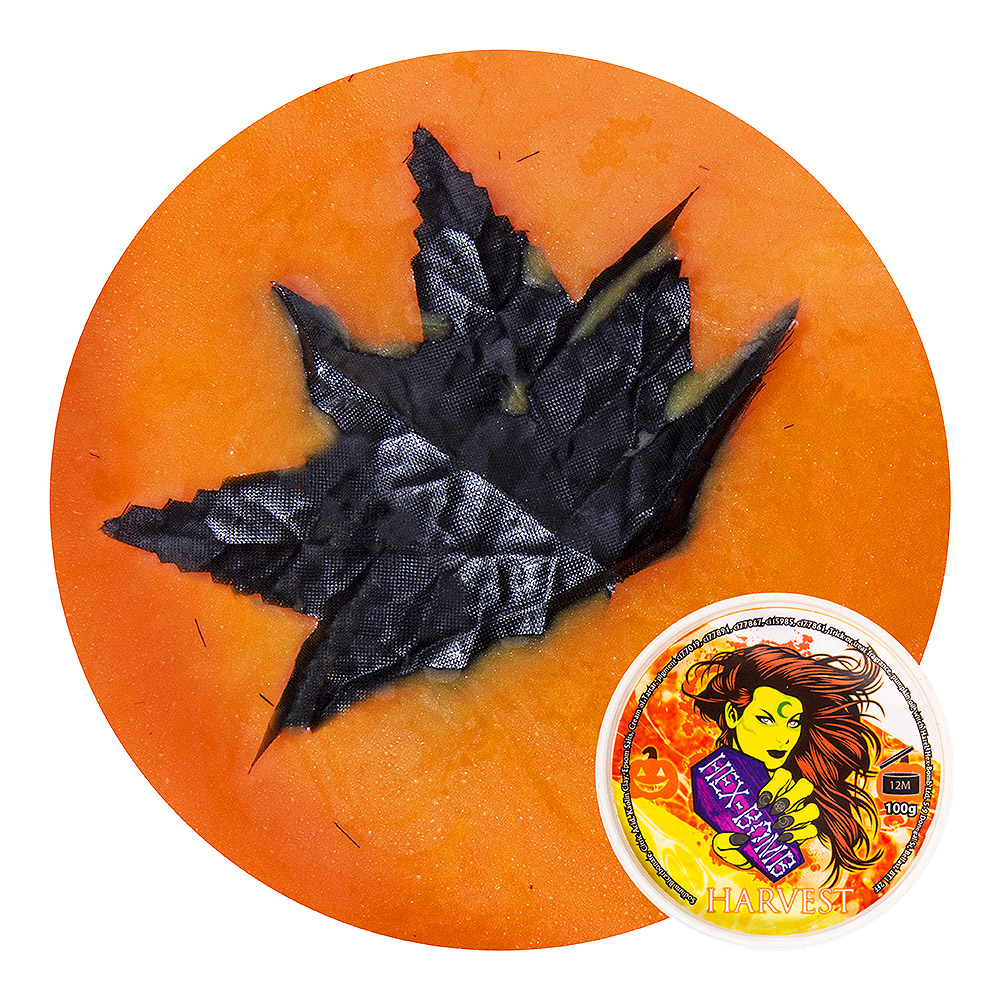 Hex Bomb Bath Bomb (Harvest)