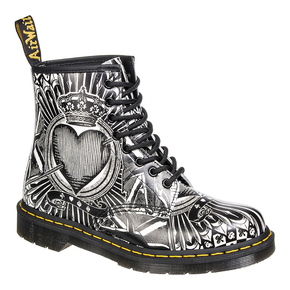 Dr. Martens 1460 Playing Card Backhand