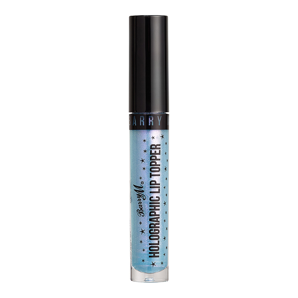 Barry M No.2 Holographic Lip Topper (Wizard Blue)