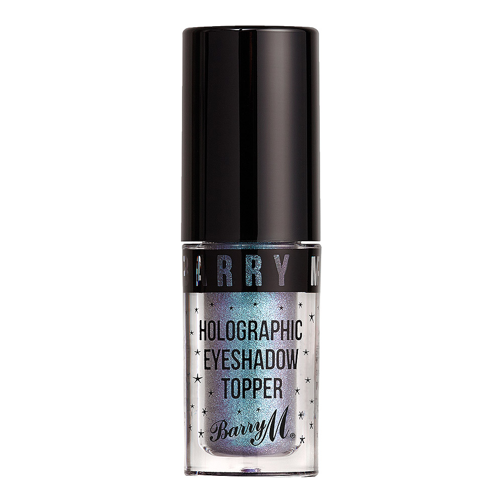Barry M Asteroid Holographic Eyeshadow Topper (Blue)