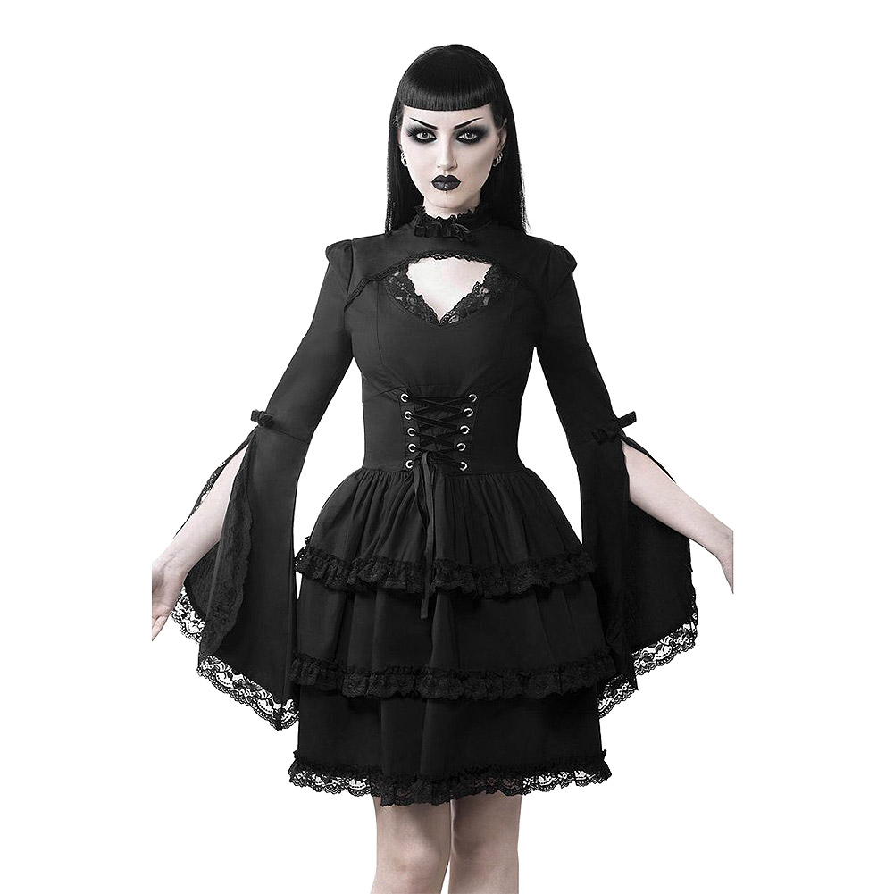 Killstar Tomiko Dress (Black)