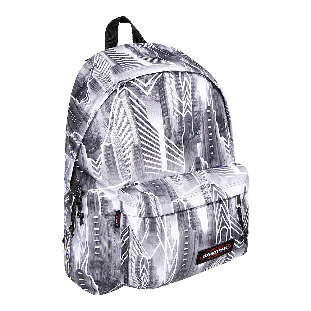 6fb0cdf100b7 ... Eastpak Padded Pakr Backpack (Urban White) cheap for discount a2cb8  afd6b ...